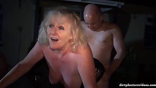 Dogging Grannies - Superannuated Sluts Outdoor Intercourse
