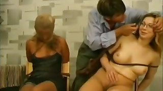 russian pantyhose head cum