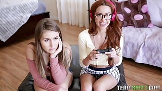 Paige Owens and Vanna Bardot are always in the freshen to be naughty girls with each other